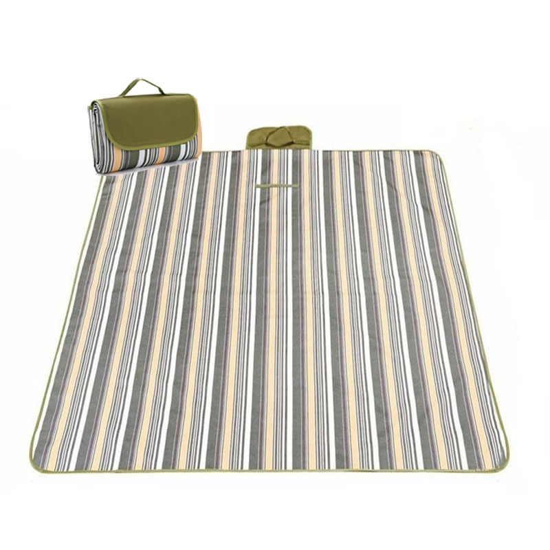 Foldable Polyester Picnic Blanket