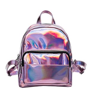 Shiny Holographic Bag