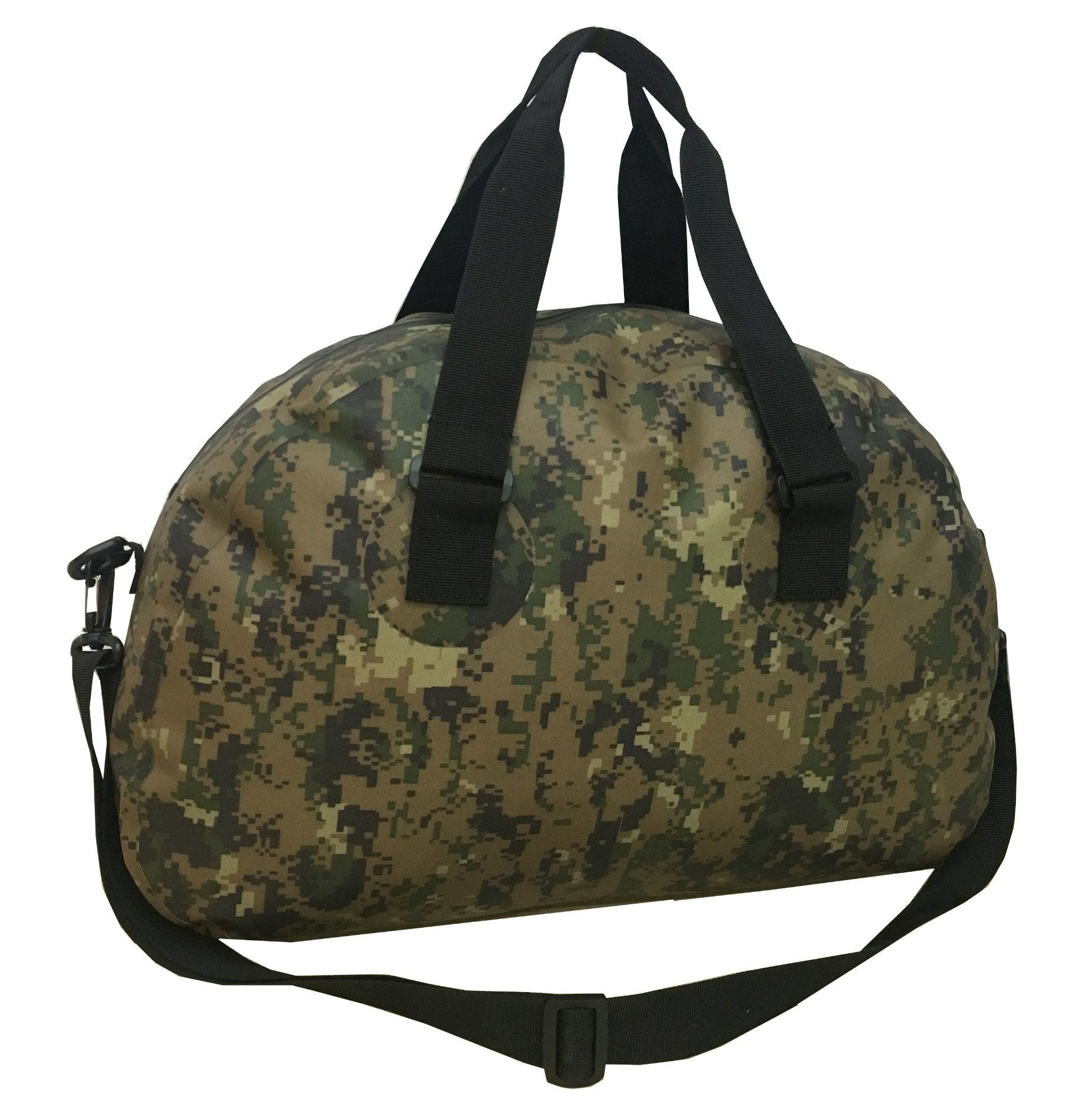 Camo Dry Duffel Bag Sale