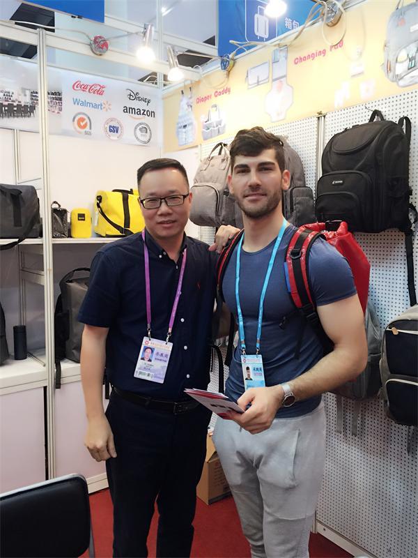Daysun in Canton Fair 2018