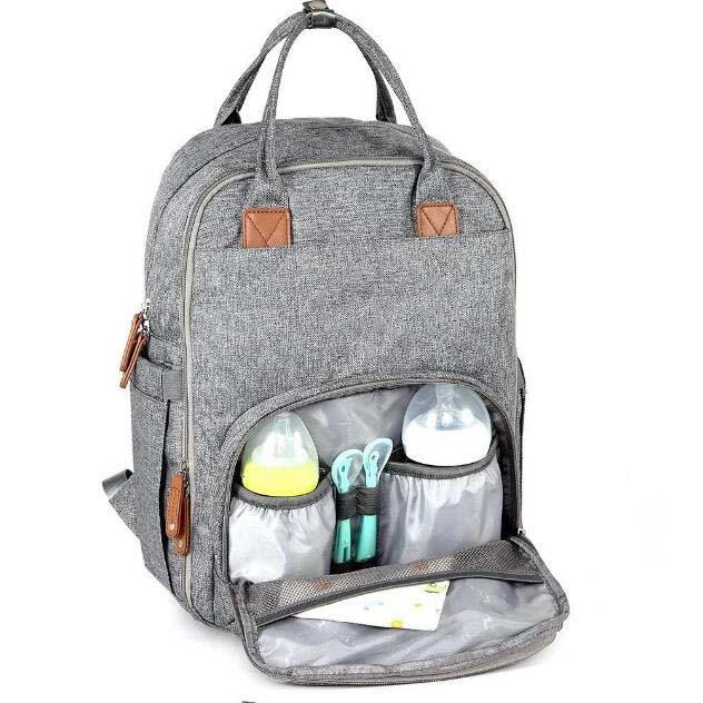 Super Capacity Baby Diaper Backpack Manufacturers, Super Capacity Baby Diaper Backpack Factory, Supply Super Capacity Baby Diaper Backpack