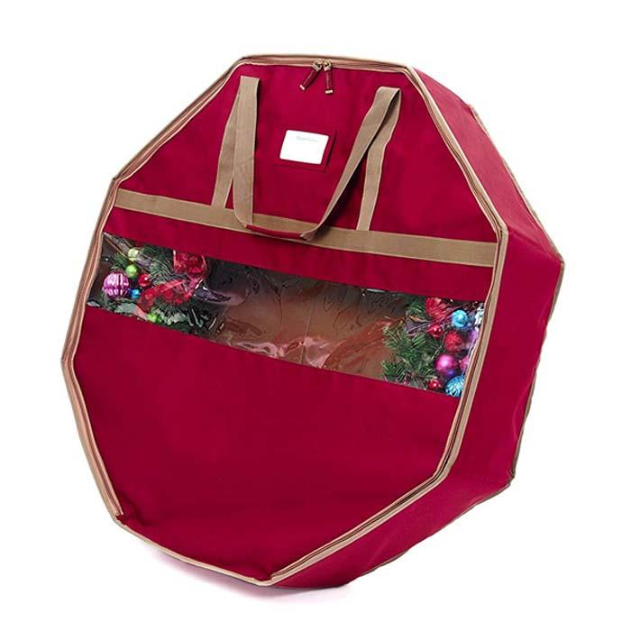 Wreath Bag