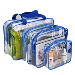 Clear Packing Cubes