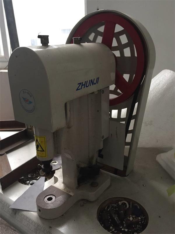 Leisure bag production machine