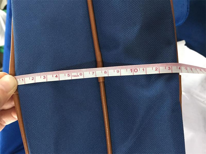 Daysun bags inspection