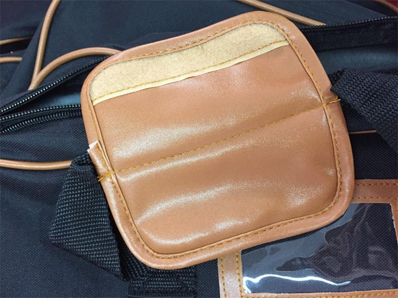 Document bags inspection