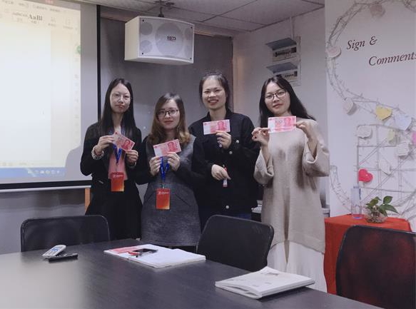 Daysun Sales Team Incentive Activities