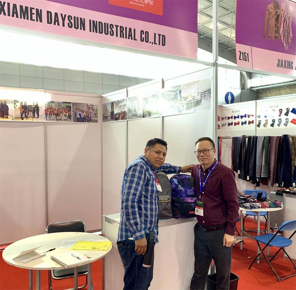 Daysun trade show