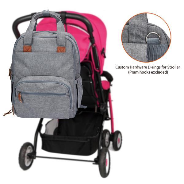 Diaper Backpack Bag
