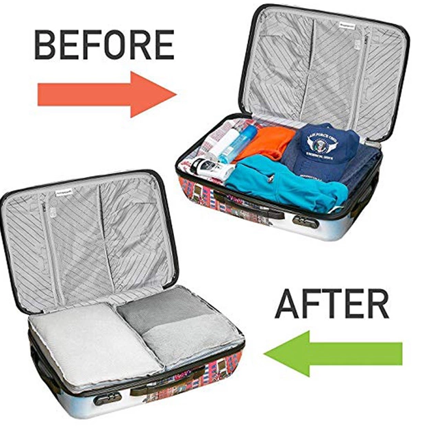 storage packing cubes