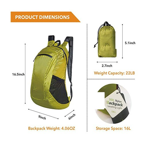 collapsible daypack Manufacturers, collapsible daypack Factory, Supply collapsible daypack