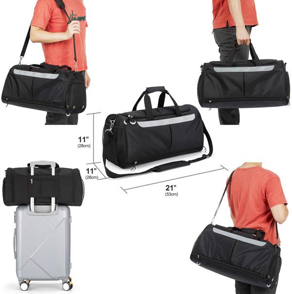 Allenamento sacchetto impermeabile