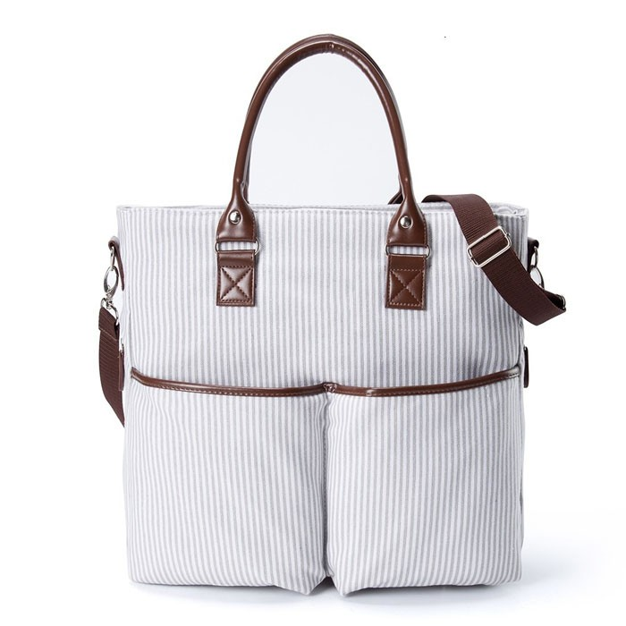 Crossbody Canvas Diaper Bag