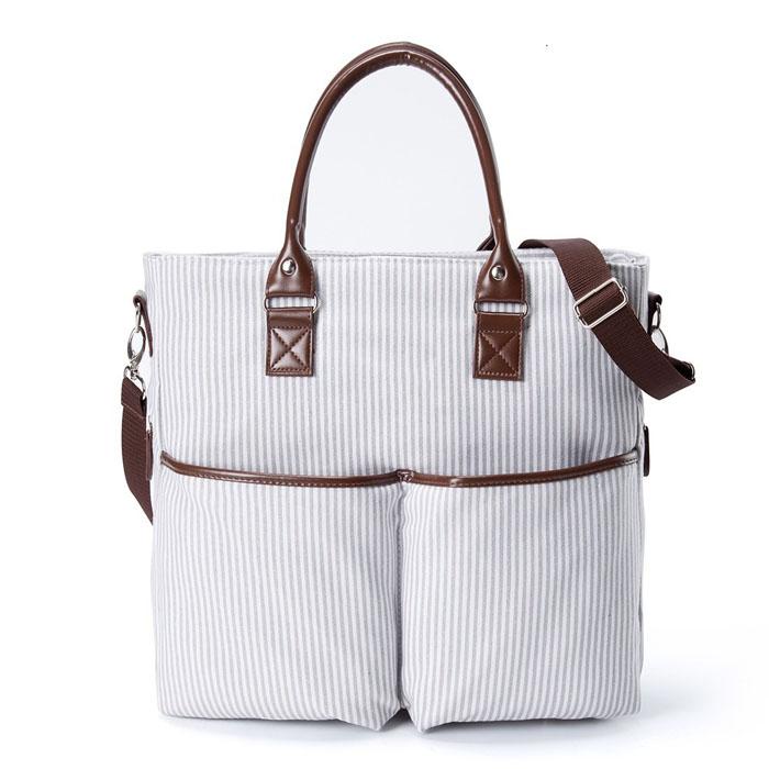 Canvas Diaper Bag