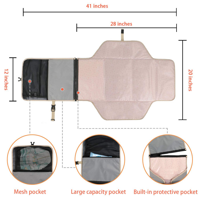 Foldable Pad