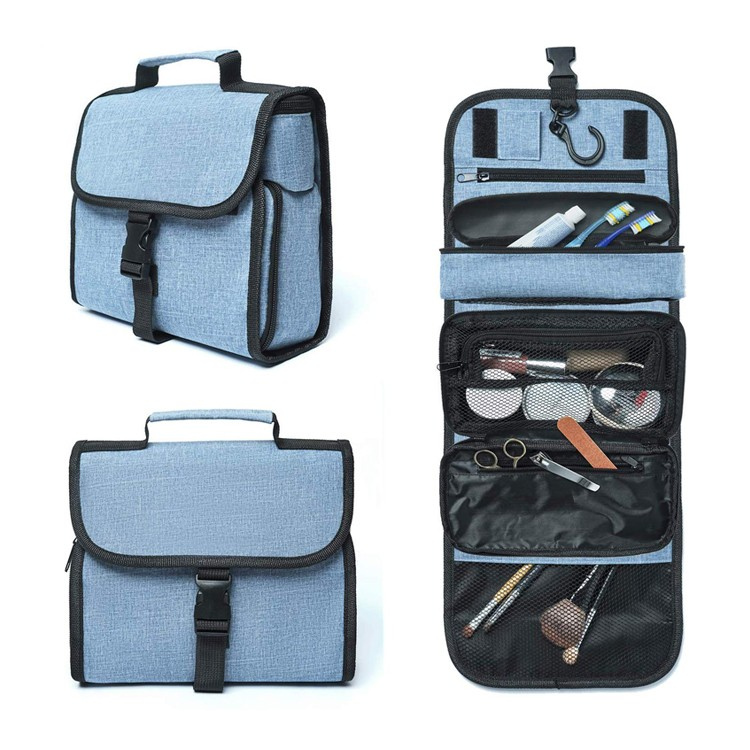 Travel Toiletry Organizer Kit