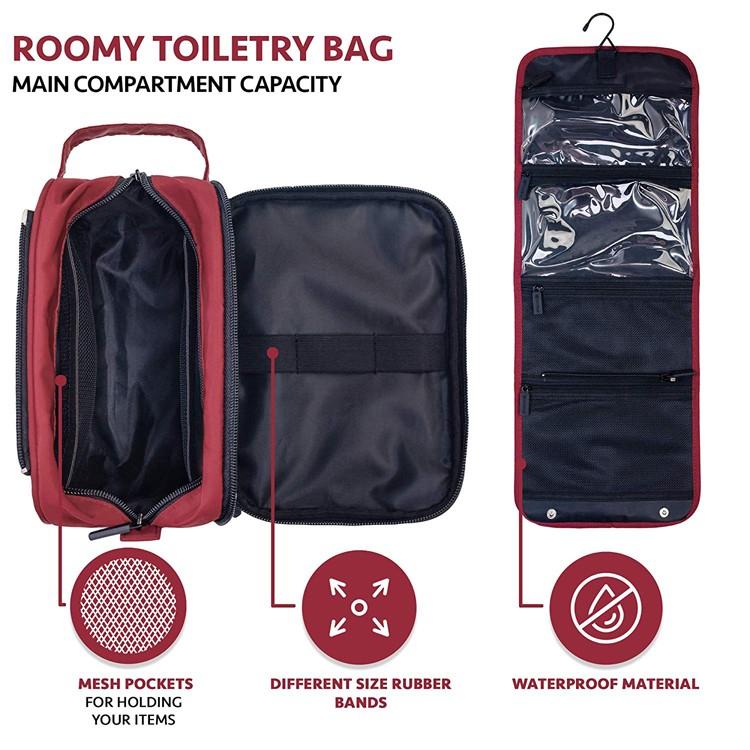 Toiletry Wash Organizer Bag