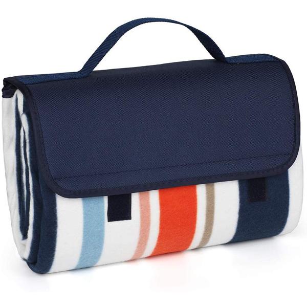 Fleece Portable Picnic Blanket
