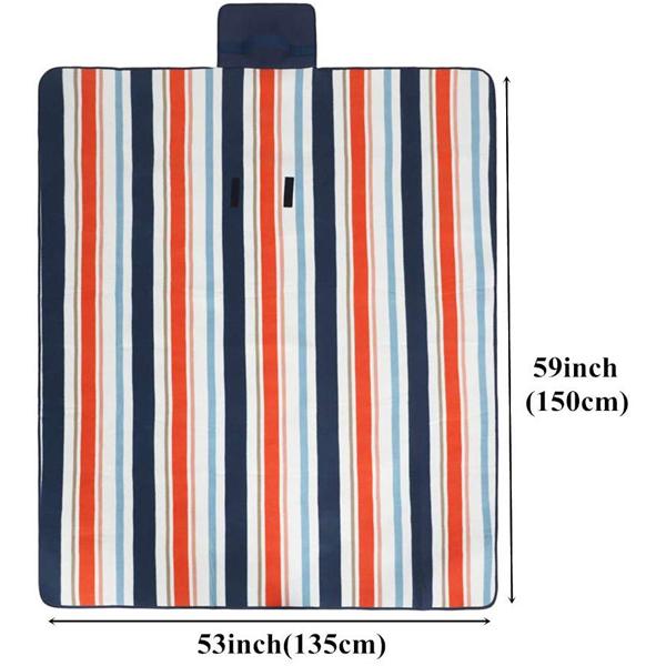 Folding Portable Picnic Blanket