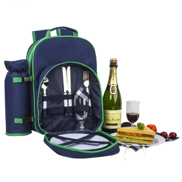 Picnic Backpack for Two Set