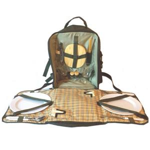 Deluxe Picnic Backpack for 2