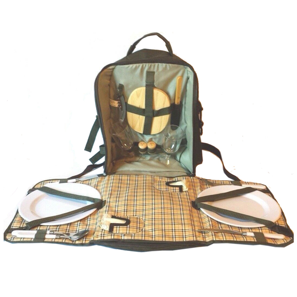 2 Person Picnic Backpack