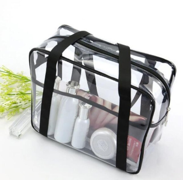 Transparent Toiletry Bag Manufacturers, Transparent Toiletry Bag Factory, Supply Transparent Toiletry Bag