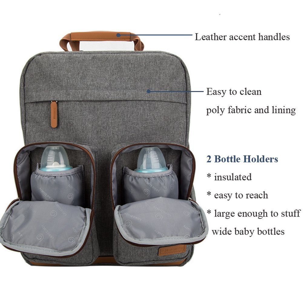 Travel Diaper Backpack For Dad
