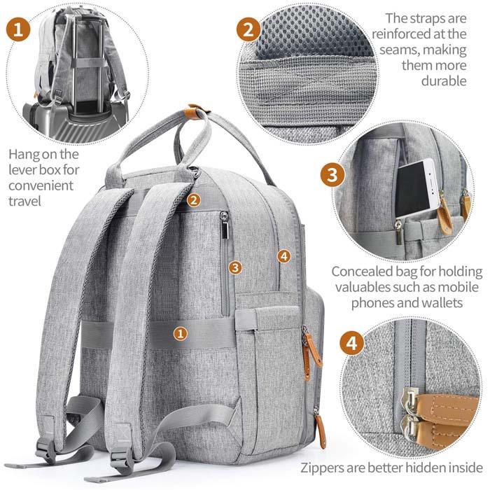 New Nappy Bag
