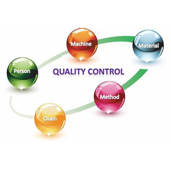 Processo di controllo qualità Daysun