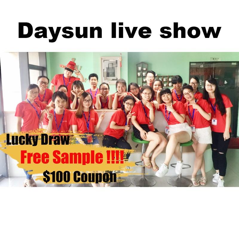 Daysun Live Show: товары для пикника, сумка для ноутбука и сумка для животных