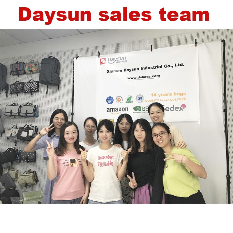 Daysun Sales Team: First Attempt of Bag Live Show