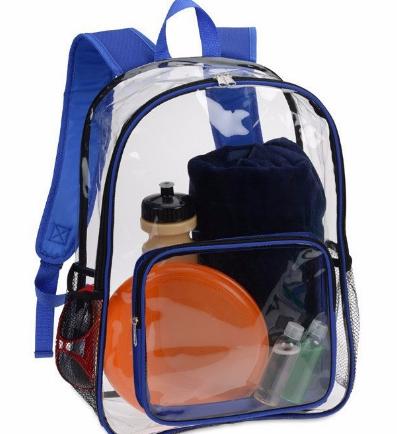 Kosmetische PVC-Tasche