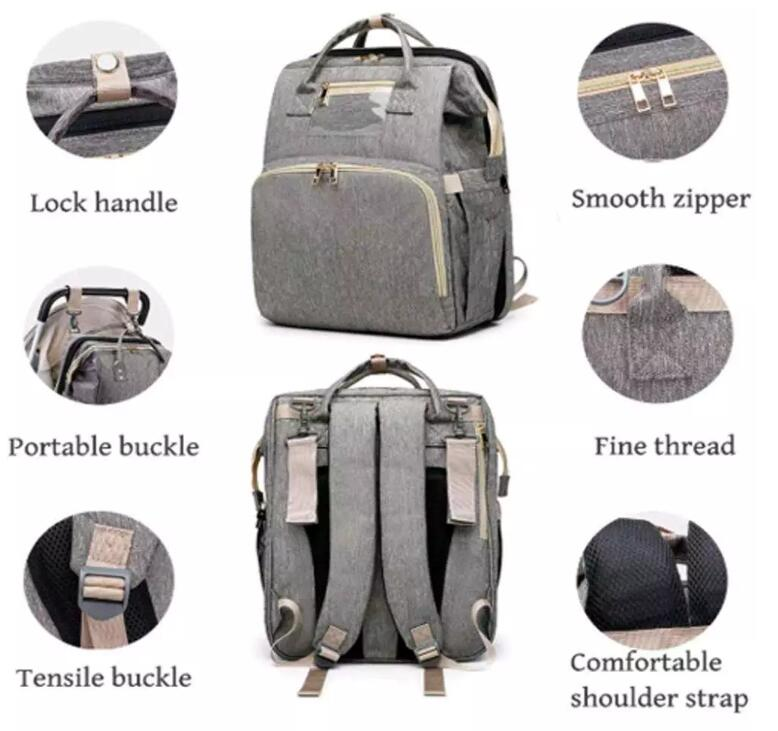 baby travel diaper bag