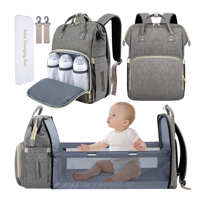 Travel Baby Diaper Bag Backpack Manufacturers, Travel Baby Diaper Bag Backpack Factory, Supply Travel Baby Diaper Bag Backpack