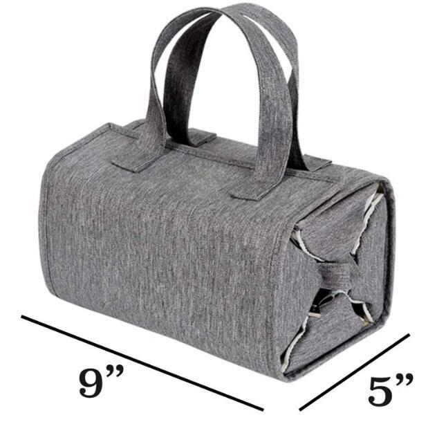 PVCレザーコスメティックバッグ