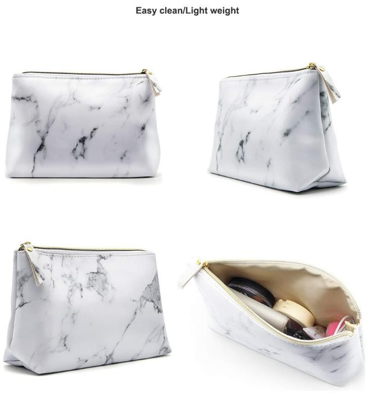 PU Cosmetic Bag Marble Pattern Manufacturers, PU Cosmetic Bag Marble Pattern Factory, Supply PU Cosmetic Bag Marble Pattern