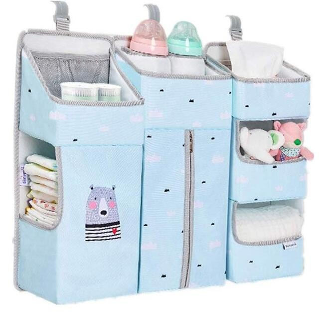 Hanging Diaper Caddy