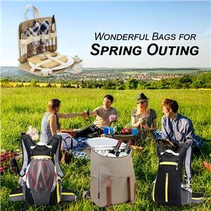 Wunderbare Taschen für den Frühlingsausflug