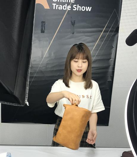 Daysun Live Sream Diaper bag