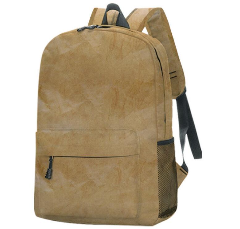 Small Paper Backpack