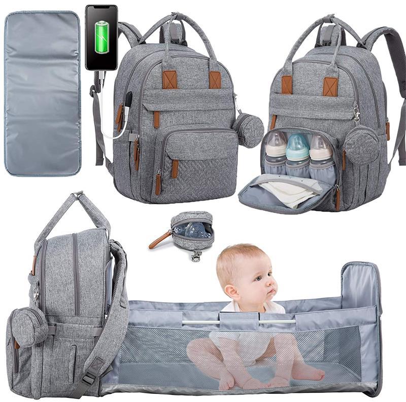 Travel Baby Diaper Bag Backpack