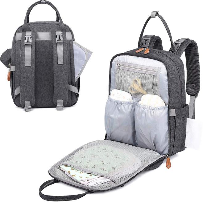 Trendy Diaper Bag