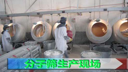 Supply 4A Molecular Sieve