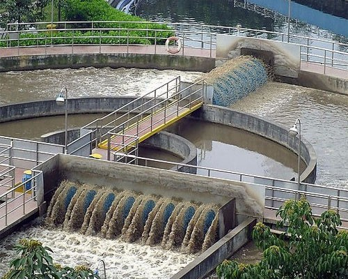 Papermaking wastewater treatment case