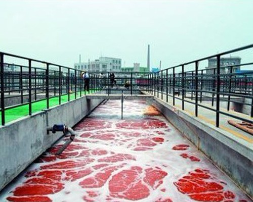 The effect of PAC in purifying sewage from a chemical plant in Changchun is remarkable