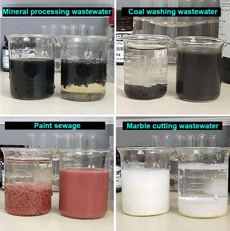 Supply Polyacrylamide Used For Coal Washing