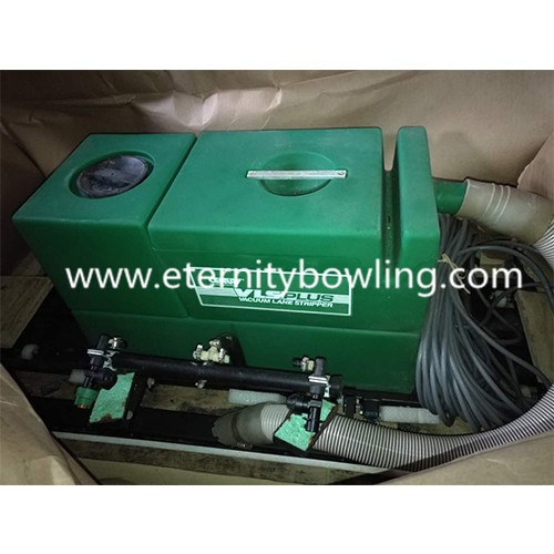 Bowling Cleaning Machine