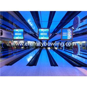 Full Glow Synthetic Lane Made in China