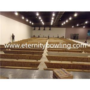 Bowling Lane Bed I - beam
